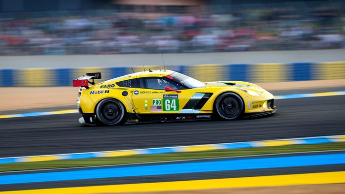 Corvette Racing at Le Mans: Test Day Marks Return to France for Defending Champion