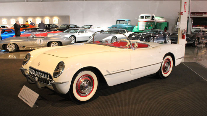 Corvette Museum Planning Rare Visit to GM's Milford Proving Grounds