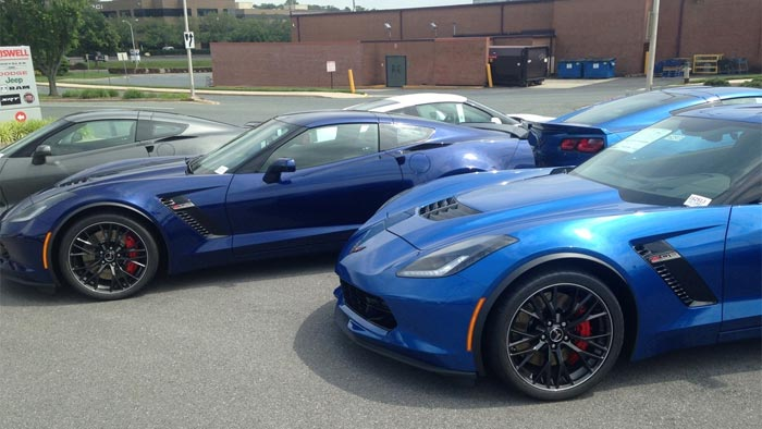 Corvette Delivery Dispatch with National Corvette Seller Mike Furman for Week of June 5th