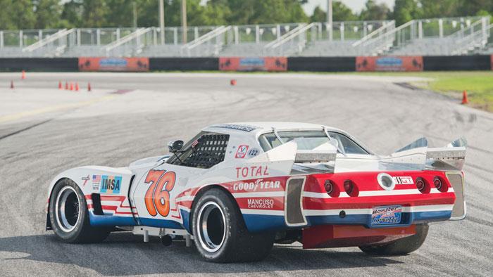 1976 Spirit Of Le Mans Corvette