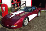 Corvettes on eBay: 1987 '50th Anniversary Edition' Corvette