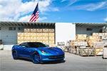 [PICS] Laguna Blue Corvette Stingray on Blue Forgiato Wheels