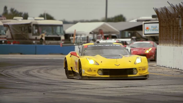 [VIDEO] Taylor Brothers Talk about Racing at Le Mans in the Corvette C7.R