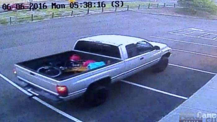 [STOLEN] Thieves Steal a Support Trailer From Denver's Corvette Connection