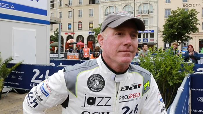 [VIDEO] Johnny O'Connell on his Return to the 24 Hours of Le Mans