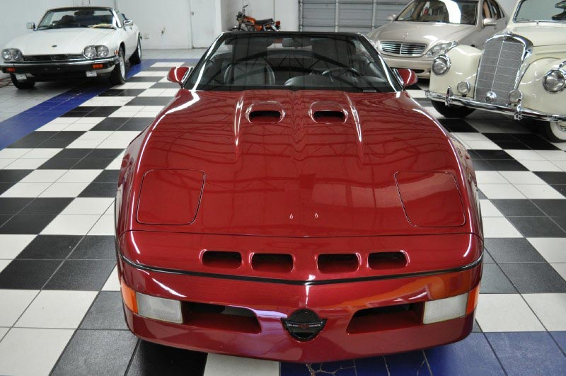 Corvettes on eBay - 1990 Callaway Twin-Turbo With Aerobody