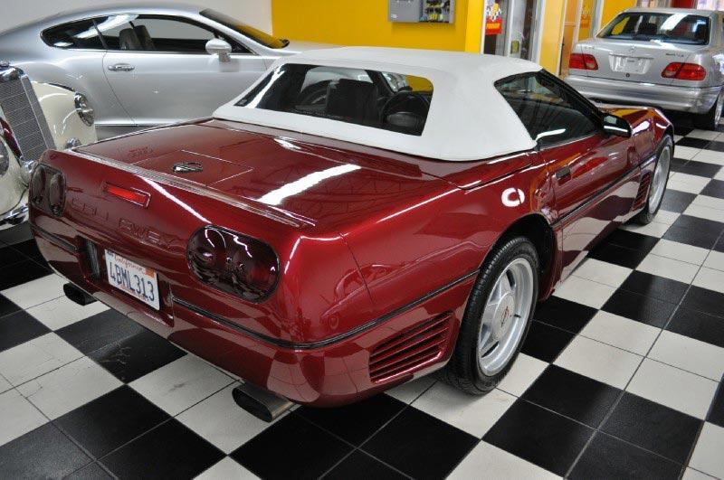Corvettes on eBay - 1990 Callaway Twin-Turbo With Aerobody