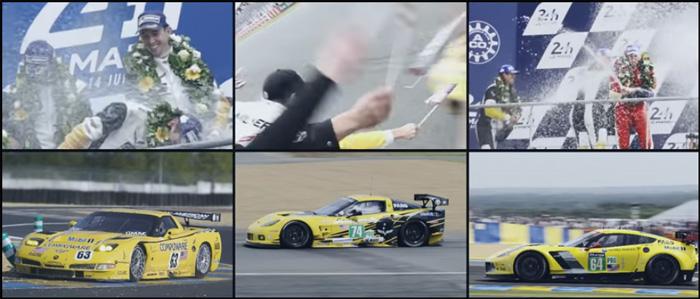 [VIDEO] Corvette Racing Returns to Le Mans 2016