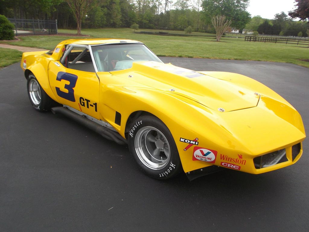 corvettes on ebay classic 1969 gt 1 corvette racer corvette sales news lifestyle. Black Bedroom Furniture Sets. Home Design Ideas