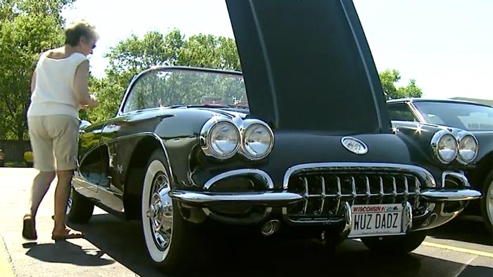 [VIDEO] Daughter Restores 1960 Corvette in Honor of Her Late Father