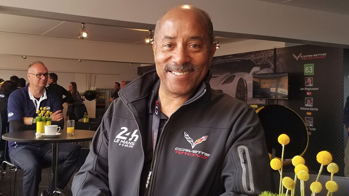 Five Questions with GM's Global Design Chief Ed Welburn