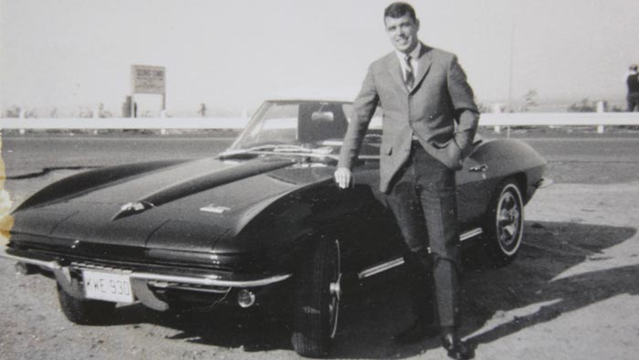 Fifty Years Ago My Father Bought a 1966 Corvette