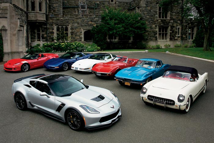 Happy Birthday Corvette! America's Sports Car Turns 63 Today
