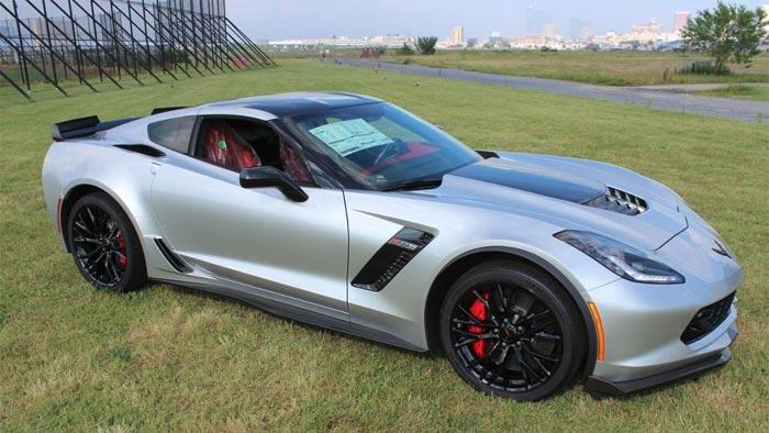 June 2016 Corvette Sales