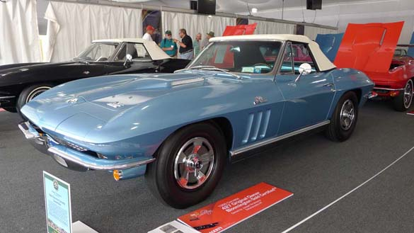 The 2016 Gold Collection Celebrates the 1966 Corvette Sting Ray
