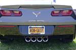 [PICS] The Corvette Vanity Plates of Bloomington Gold 2016