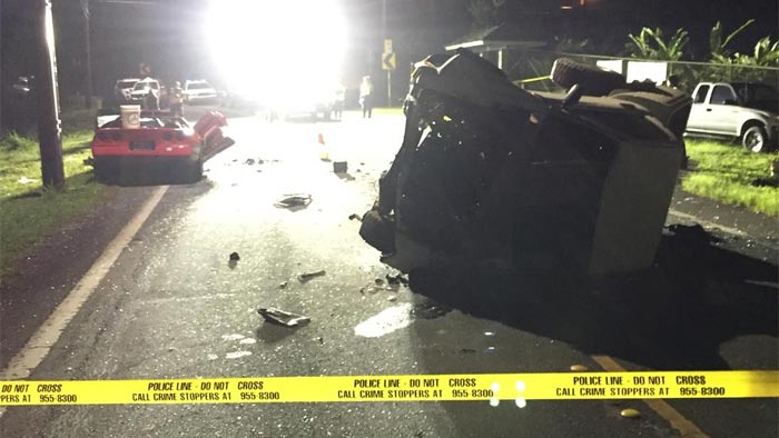 DUI Driver Kills Corvette Driver and Passenger in Hawaii