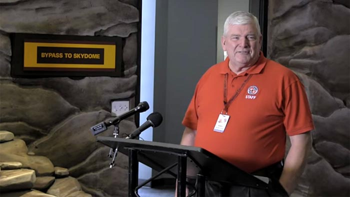 Corvette Museum's Wendell Strode Survives Heart Attack While Vacationing in Alaska