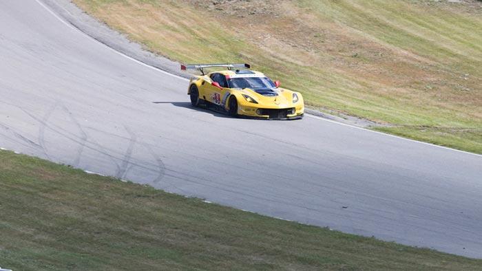 Corvette Racing in Canada: GTLM Pole Position for Garcia in No. 3 Corvette