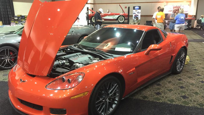 35th Annual Corvette Homecoming Show Opens Tomorrow in Bowling Green