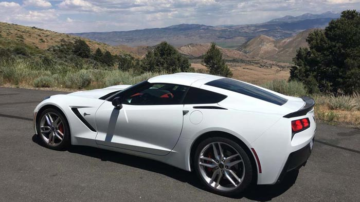 Corvette Delivery Dispatch with National Corvette Seller Mike Furman for Week of July 9th