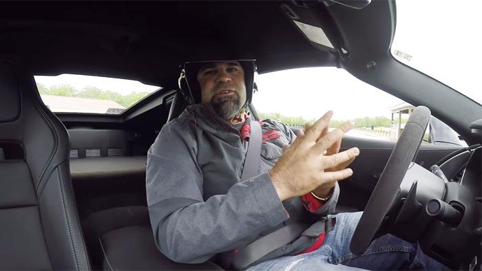 [VIDEO] Matt Farah's One-Take in a DSC Sport Tuned Corvette Z06