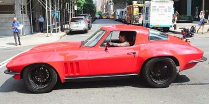 1966 Corvette Sting Ray Coupe to be Featured in Fast and Furious 8