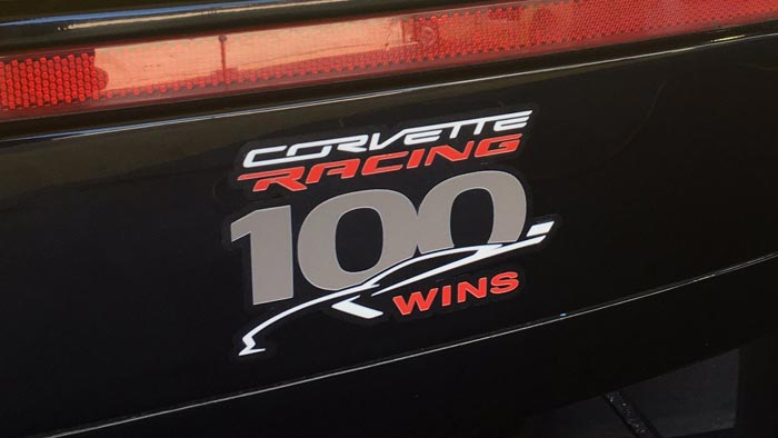 Corvette Racing Shows Off New Decal for the Corvette C7.Rs at Road America
