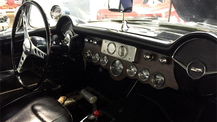 Corvette Museum Receives First Donation of a 1956 Corvette