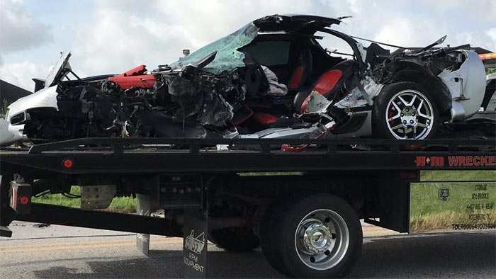 [ACCIDENT] Texas Corvette Driver Killed in Suspected DWI Crash with Off-Duty Police Officer