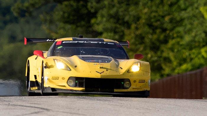 Corvette Racing at Road America: Gavin, Milner Score Dramatic GTLM Victory