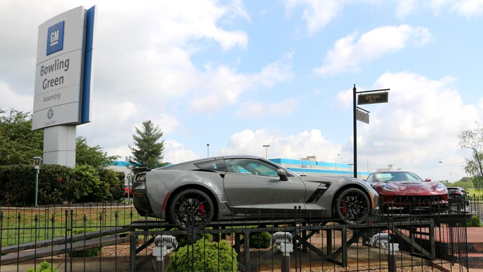 Corvette Assembly Plant Doles Out $85,000 in Grants to Bowling Green Community Organizations