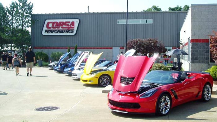 [GALLERY] 14th Annual Corvettes at CORSA