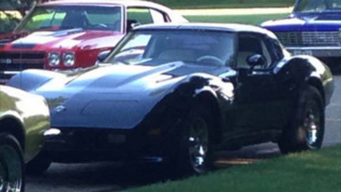 [STOLEN] Woman's Prized 1978 Corvette Stolen and Recovered During Woodward Dream Cruise