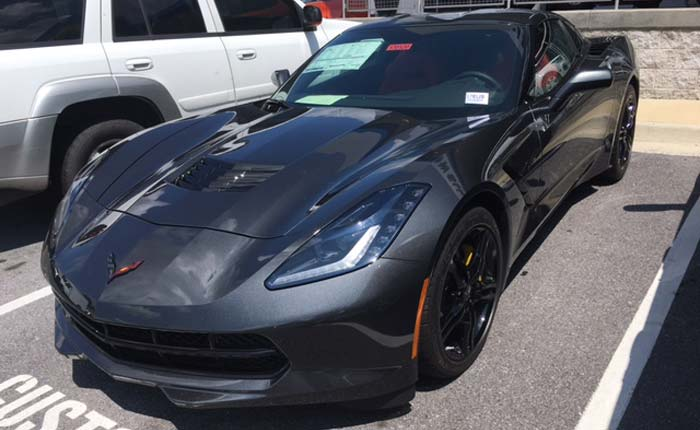 Corvette Delivery Dispatch with National Corvette Seller Mike Furman for Week of Aug 2st