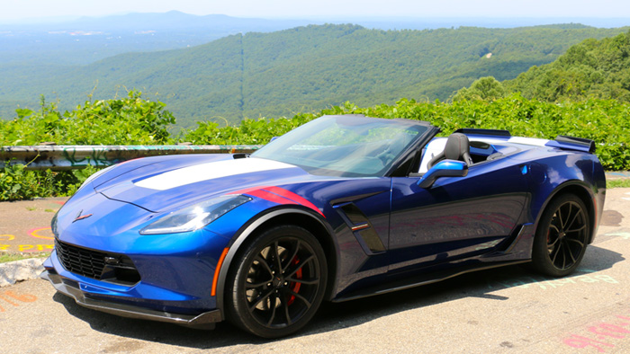 First Drive The 2017 Corvette Grand Sport Corvette