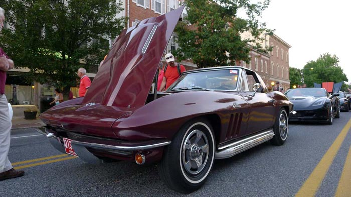 [GALLERY] Midyear Monday! Corvettes at Carlisle Edition (53 Corvette Photos)