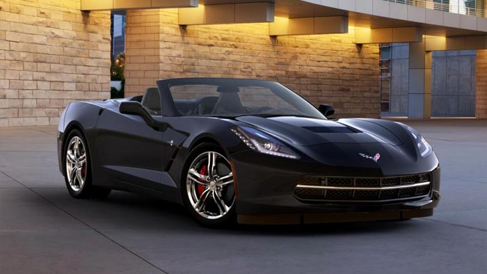 Get your $10 Raffle Tickets for a 2016 Stingray Drawing Saturday at the Corvette Museum