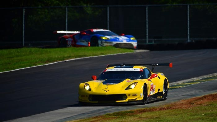 [VIDEO] Relive the Corvette C7.Rs Overall Win at the Michelin GT Challenge at VIR