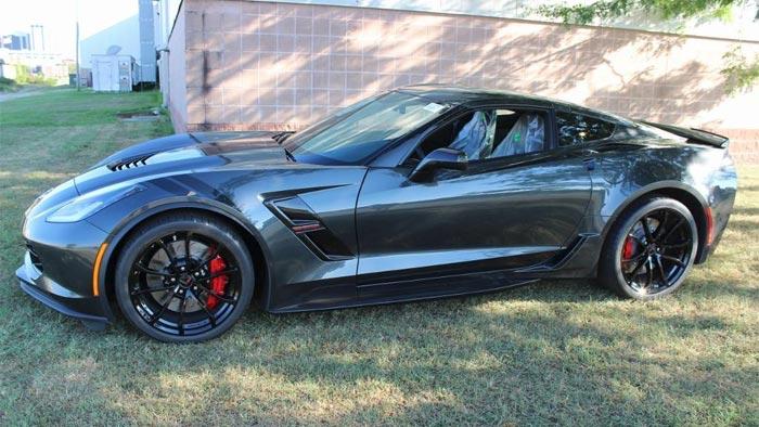 August 2016 Corvette Sales