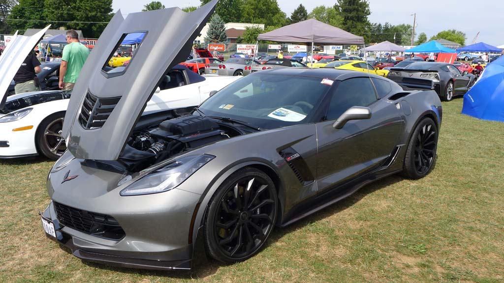 pics the 2016 corvettes at carlisle show corvette sales news life. Cars Review. Best American Auto & Cars Review