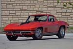 1967 427/400 Corvette Coupe with 9,523 Miles Heading to Mecum Portland