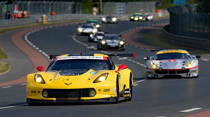 Corvette Racing at Le Mans: Garcia Paces Corvette Effort in First Day of Qualifying