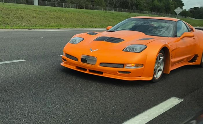 [PICS] C5/C7 Corvette UFO Spotted on Reddit