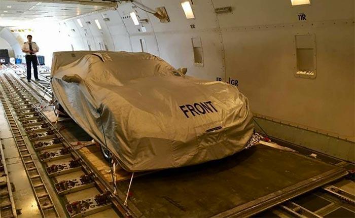 Is the 2018 Corvette ZR1 Making a Surprise Appearance at Le Mans?
