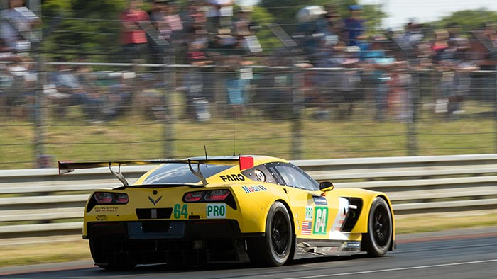 Corvette Racing at Le Mans: Satisfied with Qualifying, Focus Turns to RaceE