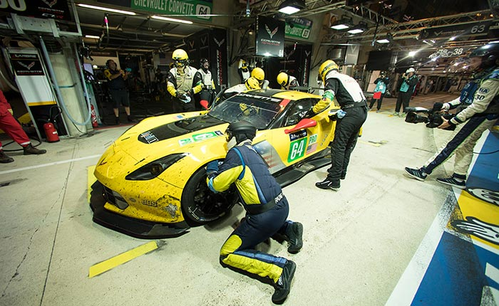Corvette Racing at Le Mans: Halfway Race Report