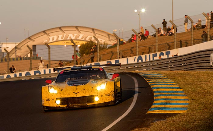 Corvette Racing at Le Mans: Third Place, Dramatic Finish for No. 63 Corvette