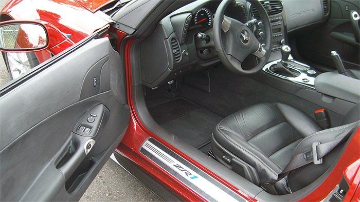 2011 Corvette ZR1 Sells for $56,000 at Mecum's Portland Auction