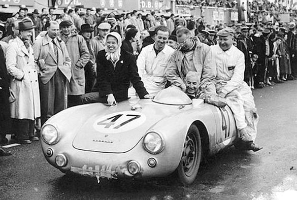 How Corvette's Legendary Chief Engineer Zora Arkus-Duntov Improved the Porsche 356